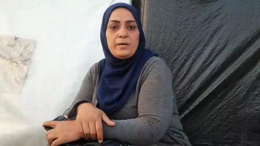 Sahar Sadek World Refugee Day